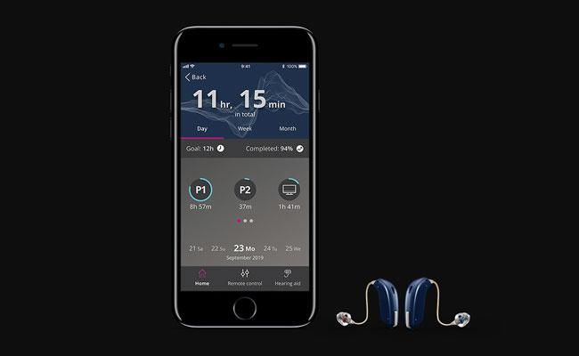 Otoson Genova apparecchi acustici accessori Oticon-OnApp